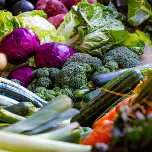 Gemüse Parkrestaurant